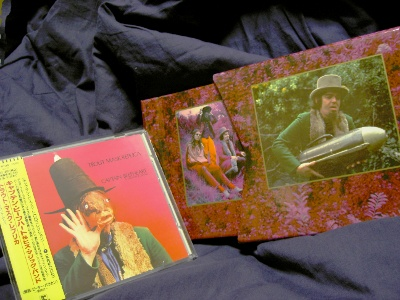 captain beefheart & his magic band - trout mask replica / growfins