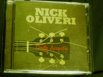 nick oliveri - death acoustic