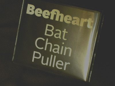 captian beefheart & the magic band - bat chain puller